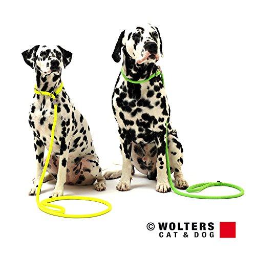 Wolters | Moxonleine K2 neon gelb | L 180 x B 0,9 cm