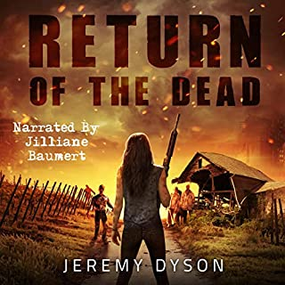Return of the Dead audiobook cover art