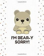 im beary sorry