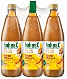 hohes C Plus Sonnenvitamin D - 100% Saft, 6er Pack (6 x 1 l)