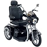 Drive Easy Rider 3 Wheeled Travel Mobility Scooter Pro Deiuxe