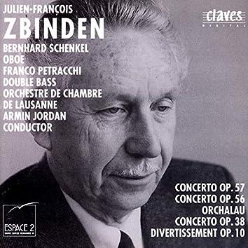 Zbinden: Concertos
