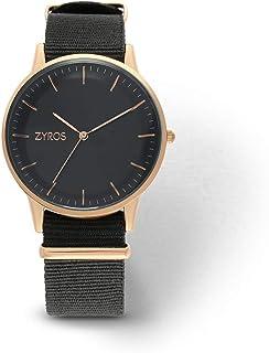 Zyros Dress Watch for Men, Quartz, Z9017M100202