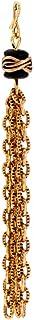 Alex And Ani Nightfall Tassel Necklace Rafaelian Gold Charm CS16C78RG