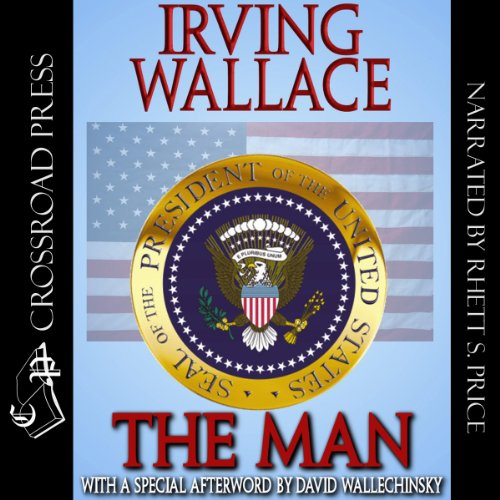 The Man audiobook cover art