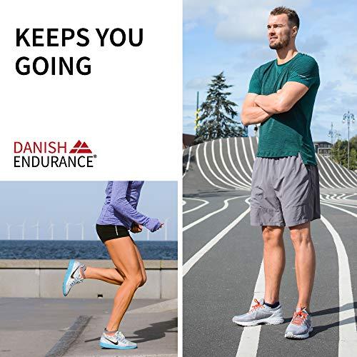 Low-Cut Pro Ankle Running Socks 3 Pack, for Men & Women, Anti-Blister, Athletic (White, UK 3-5 // EU 35-38)