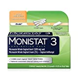 Monistat 3-Day Yeast Infection Treatment | Ovules + Itch Cream