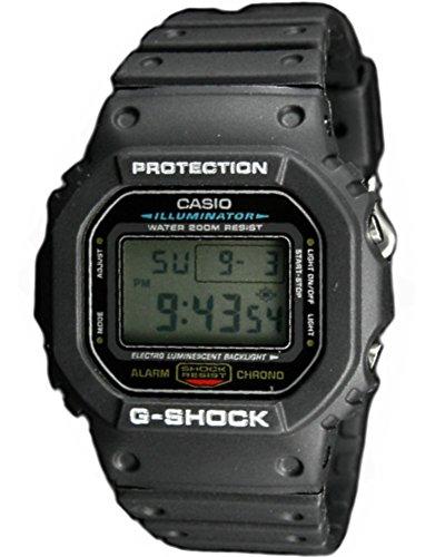 カシオ CASIO Gショック G-SHOCK スピードモデル 腕時計 DW5600E-1V [並行輸入品]