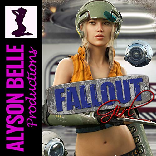 Fallout Girl audiobook cover art