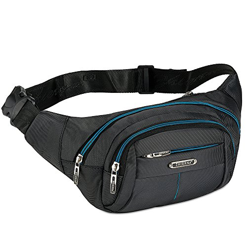 SKYSPER Bumbags and Fanny Packs Sports Running Waist Bag for Women Men...