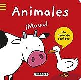 Animales. Un libro de sonidos (Mundo de sonidos)