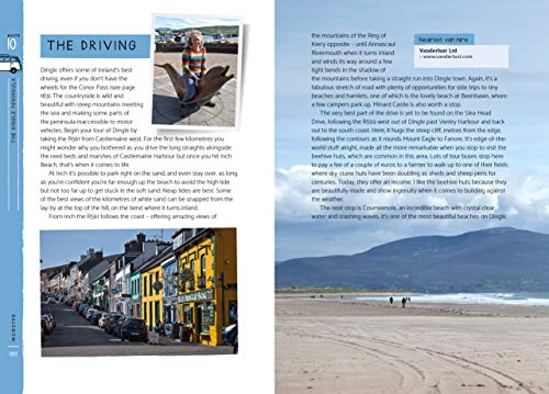 Take the Slow Road: Ireland: Inspirational Journeys Round Ireland by Camper Van and Motorhome