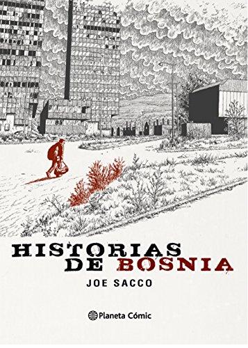 Historias de Bosnia: 14 (Trazado)