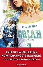Briar Université - Tome 1 The chase - Prix de la meilleure New Romance étrangère 2019 d'Elle Kennedy