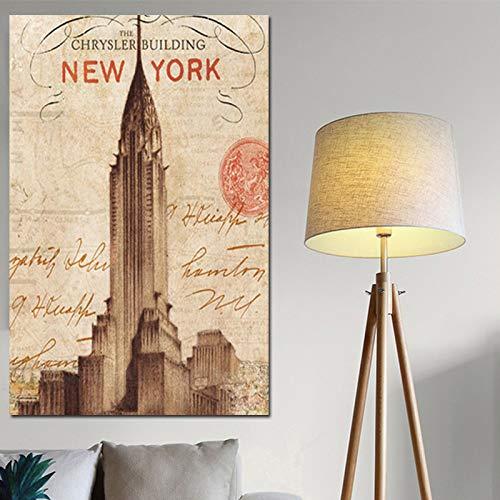 Nueva York París Torre Eiffel Roma_1000pcs_Wooden Puzzle_Rompecabezas con Temas Familiares, Rompecabezas de cartón, Juegos educativos, Rompecabezas de desafío Intelectual para niños y niños_50x75cm