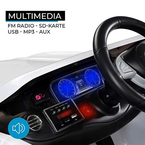 E-Auto für Kinder  Mercedes Amg S63 Lizenziert Bild 6*