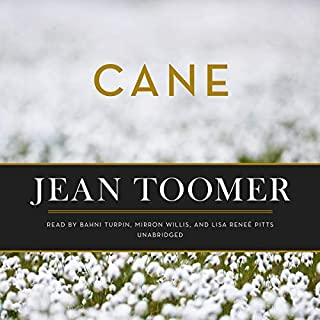 Cane audiobook cover art
