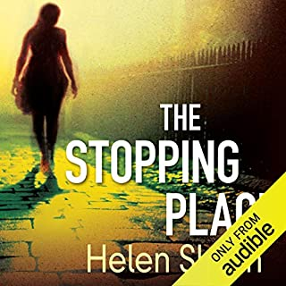 The Stopping Place                   By:                                                                                                                                 Helen Slavin                               Narrated by:                                                                                                                                 Jane Slavin                      Length: 8 hrs and 53 mins     Not rated yet     Overall 0.0