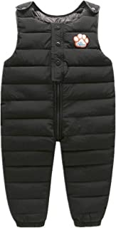 Mangka Toddler Snowsuits Baby Girls Boys Winter Snow Pants
