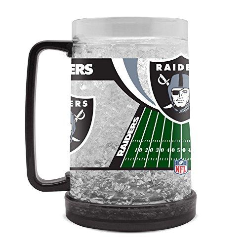 Duck House NFL Unisexe Cristal congélateur Tasses, Mixte, LCM, Multicolore, 16 Ounce