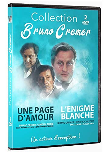 Collection Bruno Cremer : (L Énigme Blanche-Une Page d amour) 2 DVD