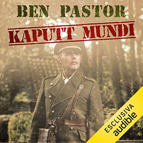 Kaputt Mundi copertina