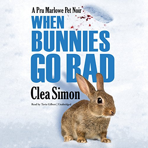 When Bunnies Go Bad audiobook cover art