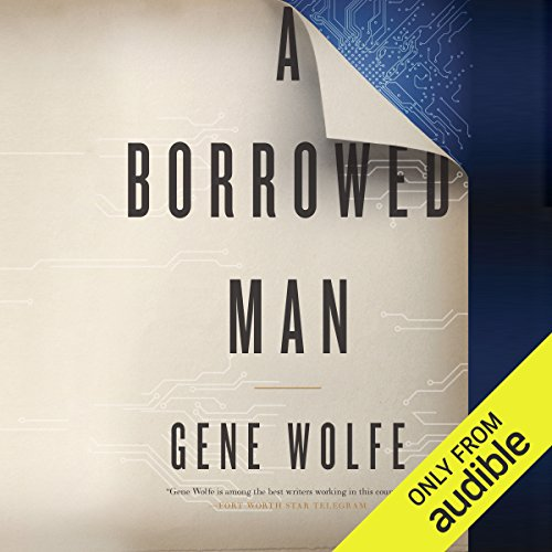A Borrowed Man Titelbild