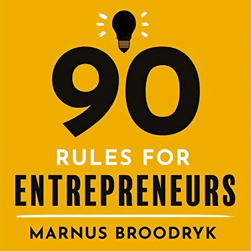 90 Rules for Entrepreneurs cover art