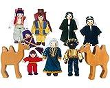 Winzling Orient Puppen-Set