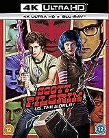 Scott Pilgrim vs The World [4K Ultra HD] [2010] [Blu-ray] [Region Free]