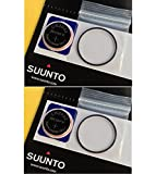 Lot of 2 Replacement Battery Kits For Suunto Lumi / Core Wristop Computer Wach