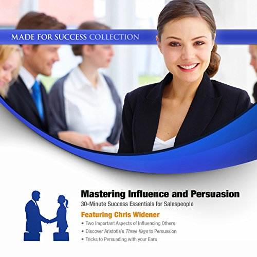 Mastering Influence & Persuasion copertina