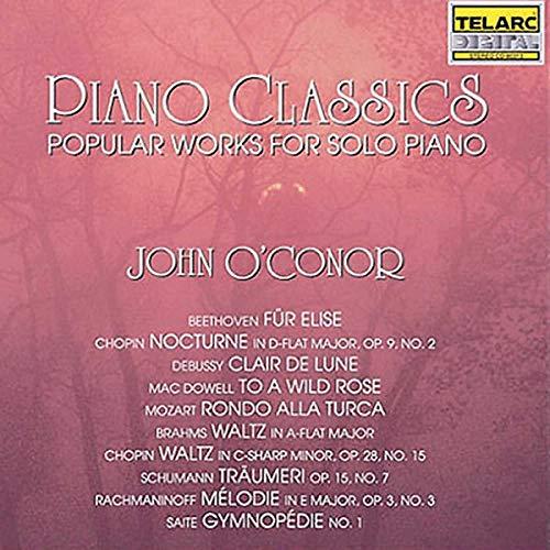 John O Conor - Piano Classics