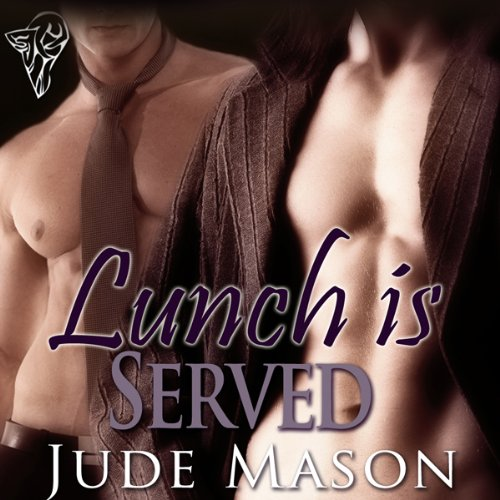 Lunch Is Served audiobook cover art