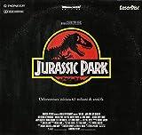 (LASER DISC) Steven Spielberg 'Jurassic Park' - Sam Neill - Laura Dern - Jeff Goldblum - Richard Attenborough