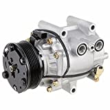 AC Compressor & A/C Clutch For 2005 Chevy Equinox - BuyAutoParts 60-01841NA New