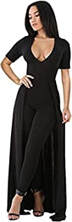 Best shorts jumpsuit with maxi overlay Reviews