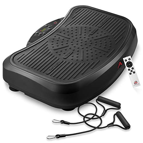 Check Out This Axis-Plate Vibration Plate Machine - Full Whole Body Exercise Workout Fitness Platfor...