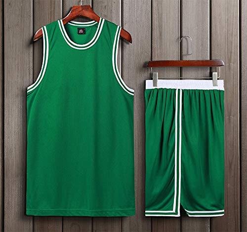 LHDDD NBA Abbigliamento Basket Maglia NBA Lakers Cavaliers Celtics Warriors Rockets Basket Tute Summer Shirt Tops Shorts Set (può essere personalizzato modello numero palla) Gilet Pantaloncini