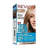 Best Blonde Hair Dyes - Revlon Total Color Permanent Hair Color, Clean Review