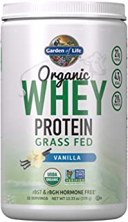 source organic grass fed whey protein concentrate