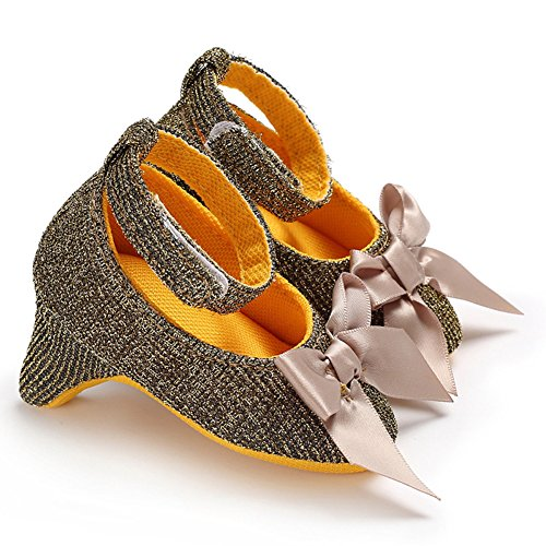 ETbotu baby meisje schoenen - baby schoenen, baby geschenken, schattig baby partij schoenen met hoge hakken schattig baby Peuter Schoenen Prewalker Verjaardag Festival Gift