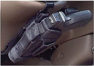 gun holster for steering wheel column