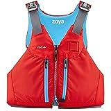 NRS Women's Zoya Kayak Lifejacket (PFD)-Red-XS/M
