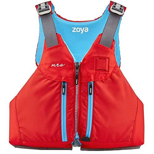 NRS Women's Zoya Kayak Lifejacket (PFD) (Red, X-Large/XX-Large)