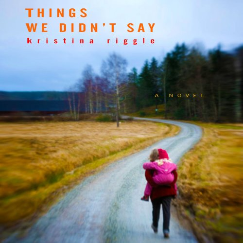 Things We Didn't Say audiobook cover art