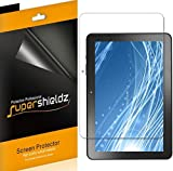 (3 Pack) Supershieldz for Insignia 10 inch, and Insignia 10.1 inch Flex (NS-P10A7100, NS-P10A8100) Screen Protector, High Definition Clear Shield (PET)