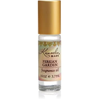 Kuumba Made Persian Garden Fragrance Oil Roll-On .125 Oz / 3.7 ml (1-Unit)