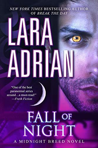 Fall of Night: A Midnight Breed Novel (English Edition)